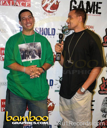 kid capri and chuck dog ru1