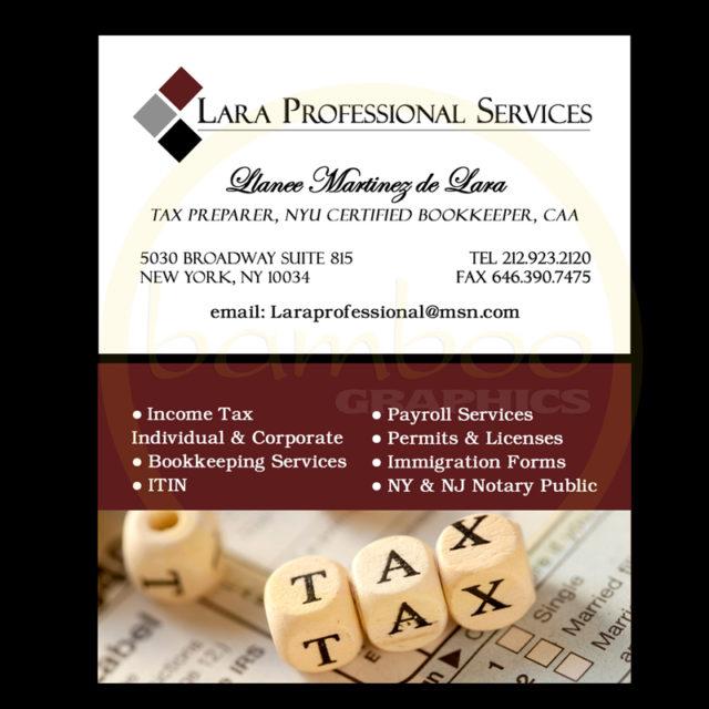 laraprogessional_business-card
