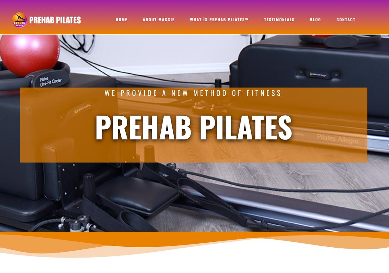 Prehab Pilates